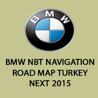 NBT NAVIGATION ROAD MAP TURKEY NEXT 2015