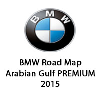 BMW Road Map Arabian Gulf PREMIUM 2015