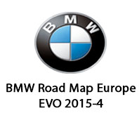 BMW Road Map Europe EVO 2015-4