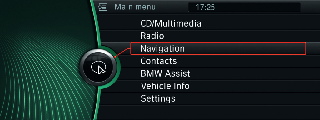 How to update BMW digital road map PREMIUM